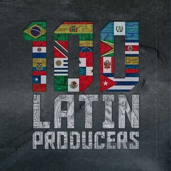 100 Latin Producers, Vol. 1 cover