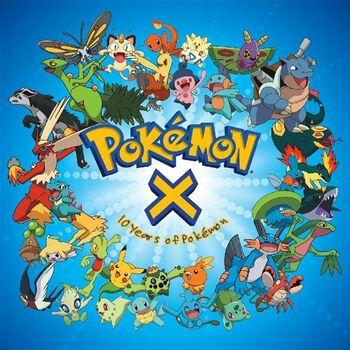Pokemon Theme cover