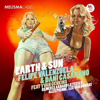 Earth & Sun cover