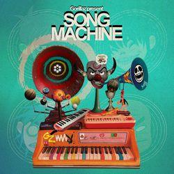 CD Gorillaz - Song Machine, Season One: Strange Timez (Deluxe) 2020 - Torrent download