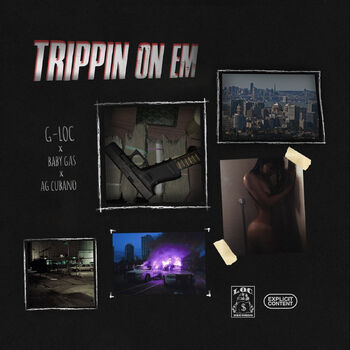 Trippin On Em cover