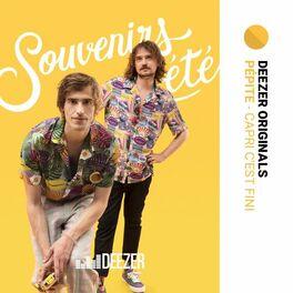 Album cover of Capri c'est fini - Souvenirs d'été