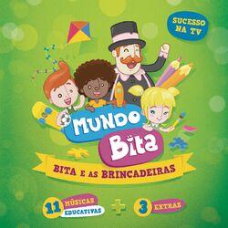 CD Mundo Bita - Bita e as Brincadeiras 2014