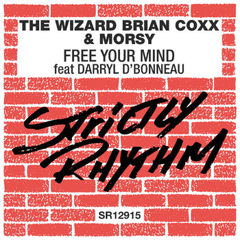 Free Your Mind (feat. Darryl D'Bonneau) cover