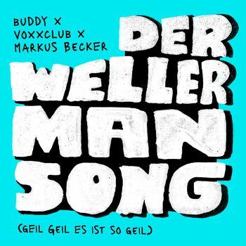 Der Wellerman Song (Geil Geil Es ist so geil) cover