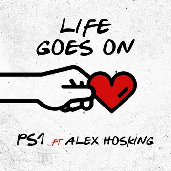 Life Goes On (feat. Alex Hosking) cover