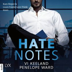 Hate Notes (Ungekürzt) Audiobook