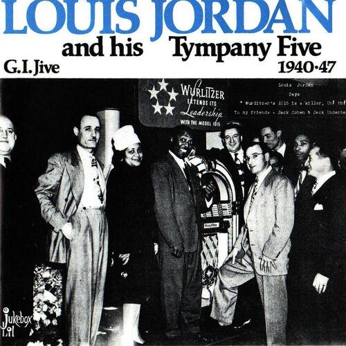 Louis Jordan His Tympany Five Deacon Jones Mit Songtexten Horen Deezer