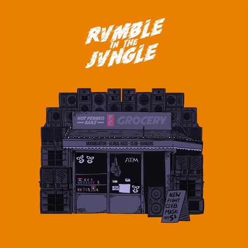 FIGHT CLVB - RVMBLE in the JVNGLE [LP] 2019