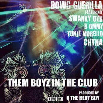 Them Boyz In The Club cover