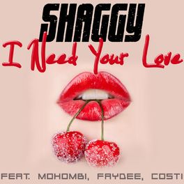 Album cover of I Need Your Love