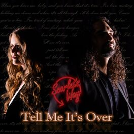 Album cover of Tell Me It's Over