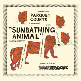Album cover of Sunbathing Animal