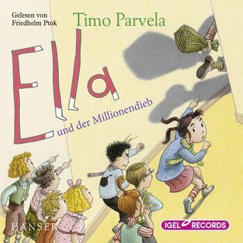 Kapitel 1.1 - Ella und der Millionendieb cover