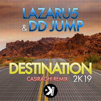 Destination 2k19 cover