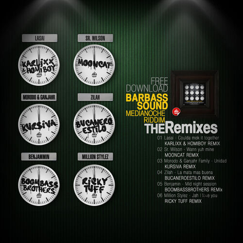 Download Barbass Sound - Medianoche (The Remixes) mp3