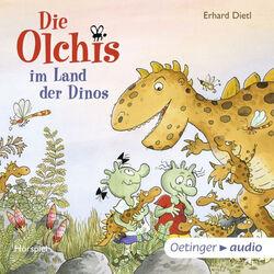 Die Olchis im Land der Dinos Audiobook