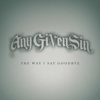 The Way I Say Goodbye cover