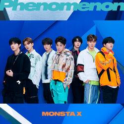 Baixar Monsta X – Phenomenon (CD) 2019 Grátis