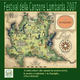 Album cover of Festival della canzone Lombarda 2007