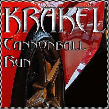 Cannonball Run cover
