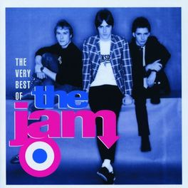 Album cover of The Very Best Of The Jam