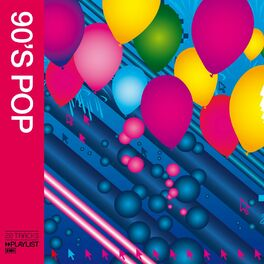 Album cover of Playlist: 90s Pop