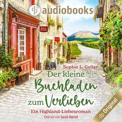 Der kleine Buchladen zum Verlieben (Ungekürzt) Audiobook