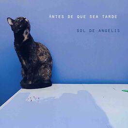 Album cover of Antes de Que Sea Tarde