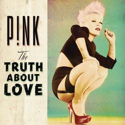 P!nk – The Truth About Love 2012 CD Completo