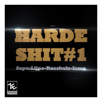 Harde Shit #1 cover