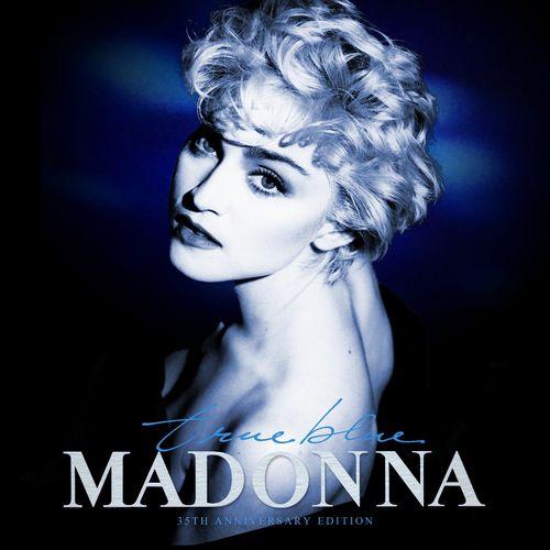 Madonna - True.Blue.35th [MP3 320 Kbs] [2021]
