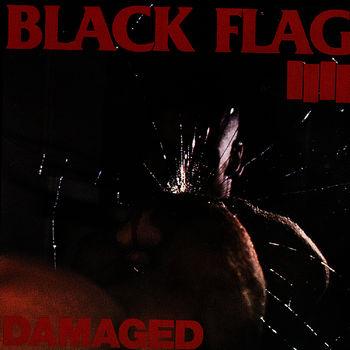 Damaged I cover
