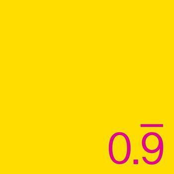 0.9 (almost a Unit) [Esplendor Geométrico Remix] cover