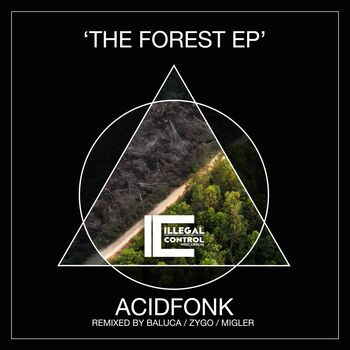 The Black Forest cover