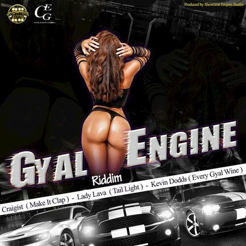 Showtime Empire Studio - Gyal Engine Riddim (Instrumental