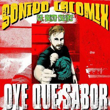 Oye Que Sabor cover