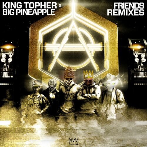 Download King Topher - Friends (Remixes) EP mp3