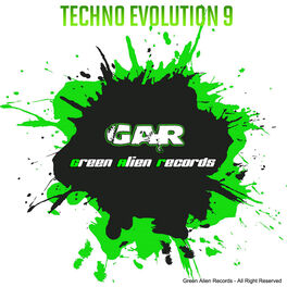 Album cover of Techno Evolution, Vol. 9