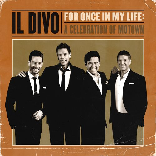 il Divo - For Once In My Life A Celebration Of Motown (2021)  FLAC 24 BitsHi-Res
