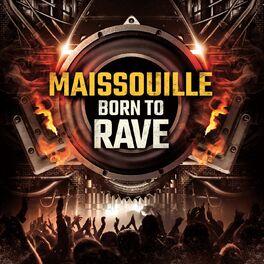 Album cover of Born to Rave