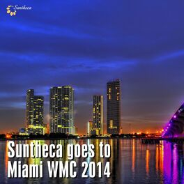 Album cover of Suntheca Goes to Miami WMC 2014