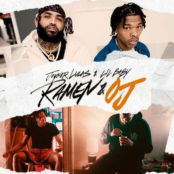 Ramen & OJ cover