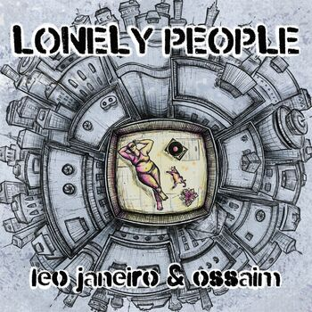 Lonely People cover