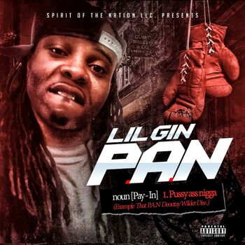 P.A.N. (Deontay Wilder Diss) cover