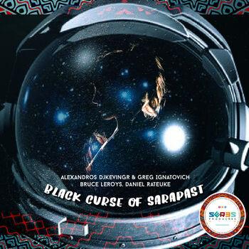 Black Curse Of Sarapast cover