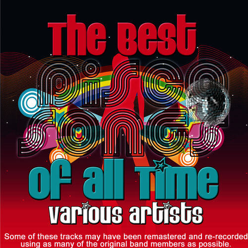 Various Artists: The Best Disco Songs Of All Time