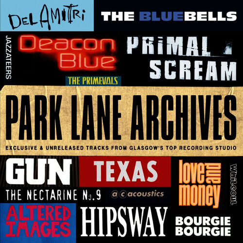 Various Artists Park Lane Archives Music Streaming Listen On Deezer