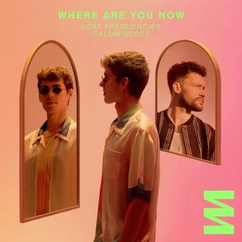 Where Are You Now cover