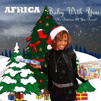 Baby With You (It's Christmas All Year Round) cover